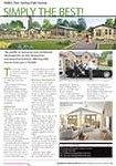 Award winning Ashby Woulds Residential Park